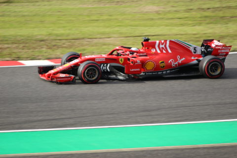 予選-フェラーリ01