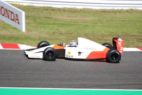 McLaren & Takuma Sato