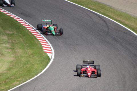 90'S Ferrari & Benetton