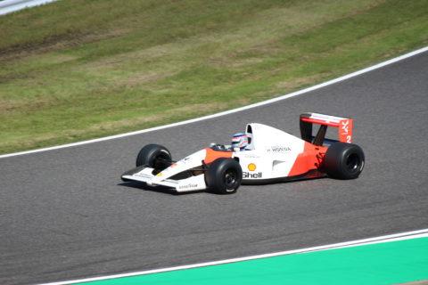 McLaren MP4/6 1991