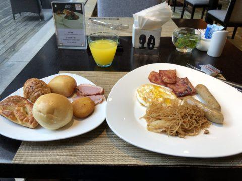 無錫-26-ホテルの朝食