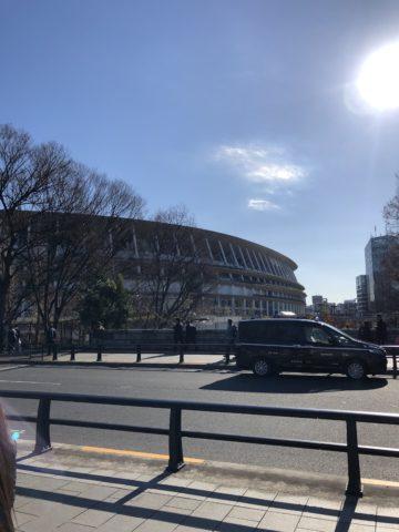 第99回天皇杯サッカー決勝-01-新国立競技場
