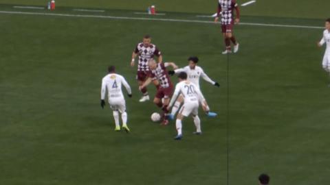 第99回天皇杯サッカー決勝-12-イニエスタ