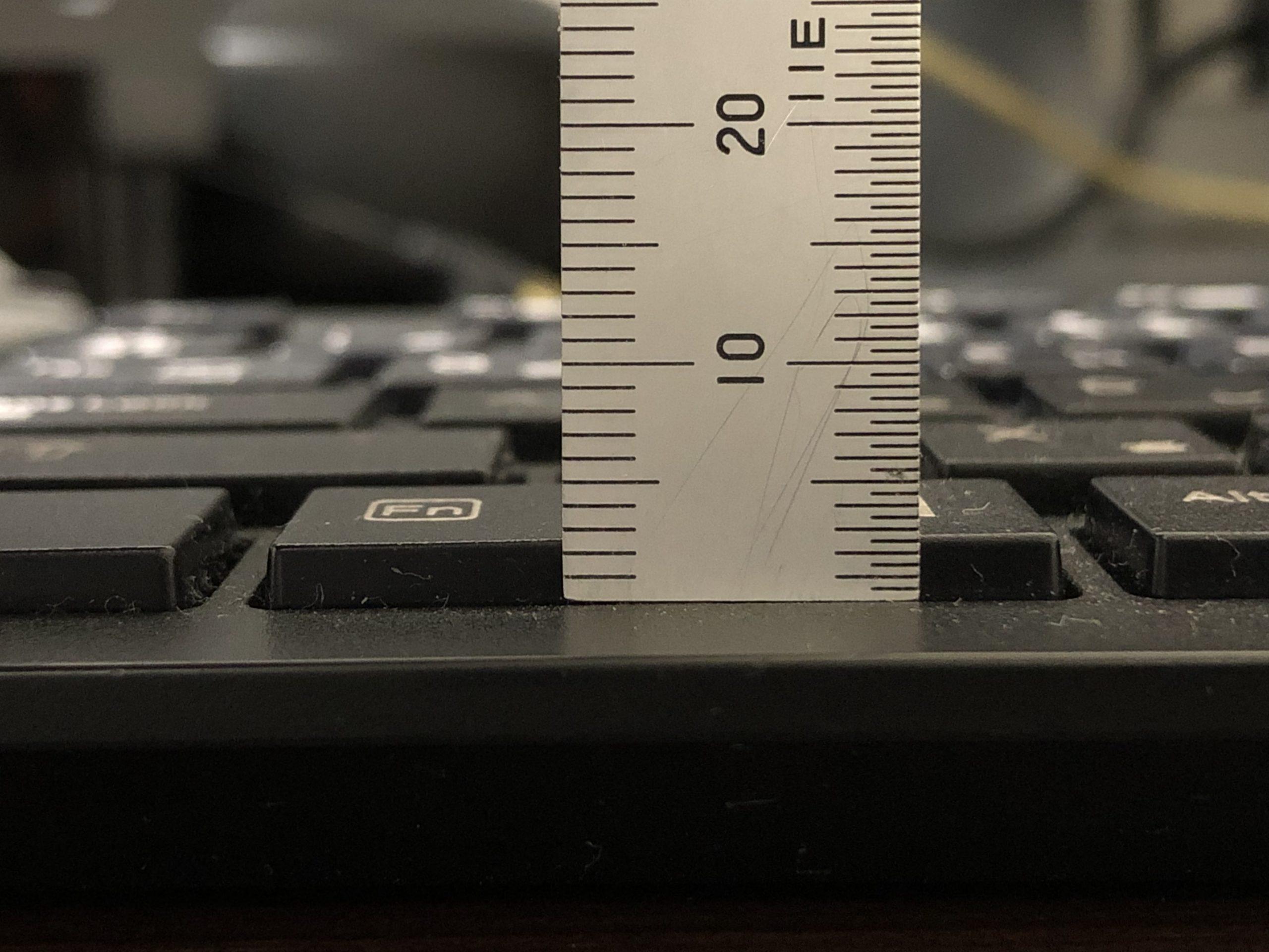 仕事PCのキーボードを再考する - ELECOM TK-SLP01BK/EC-10