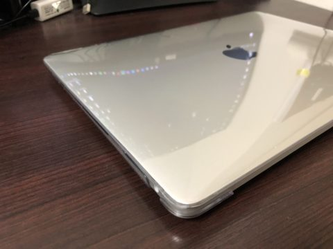 また余計なモノを。。。- MacBook Air-09