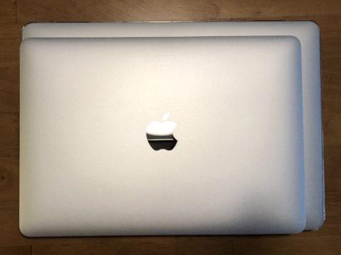 また余計なモノを。。。- MacBook Air-16