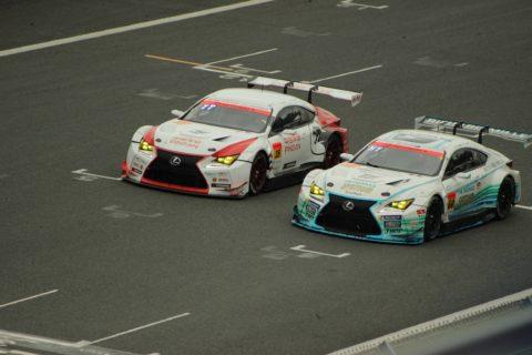 たかのこホテル FUJI 300km RACE-23-LEXUS