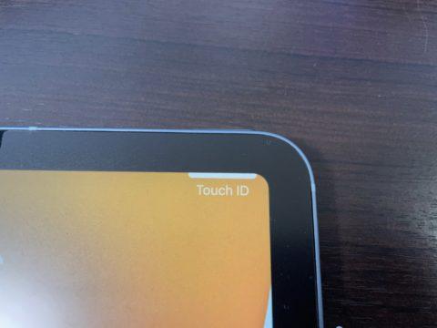 戻ってきた-iPad Air 4th-08-Touch ID