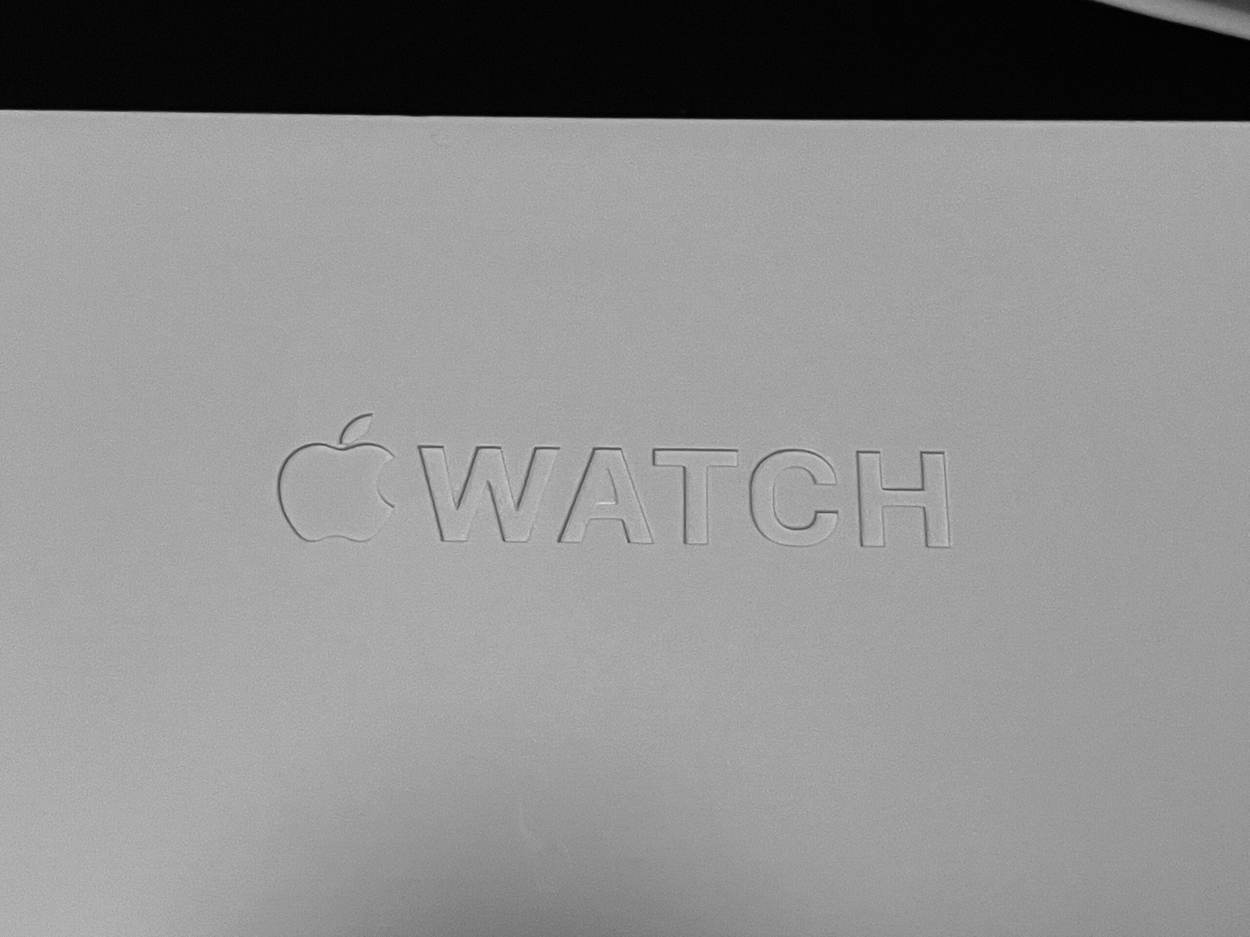 まるで狙い撃ち(笑)。。。Apple Watch Series6-18