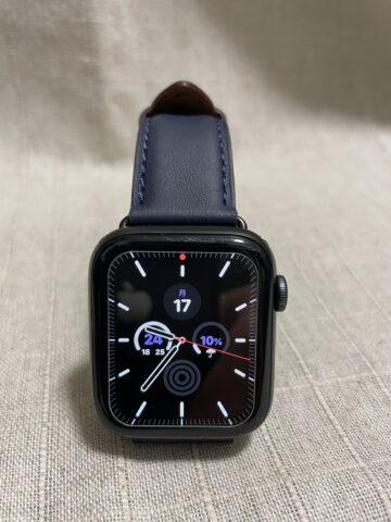 まるで狙い撃ち(笑)。。。Apple Watch Series6-14