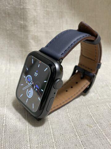 まるで狙い撃ち(笑)。。。Apple Watch Series6-13