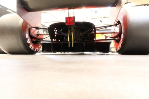 Honda F1 2021 2nd Stage-21 McLaren MP4/5B Senna