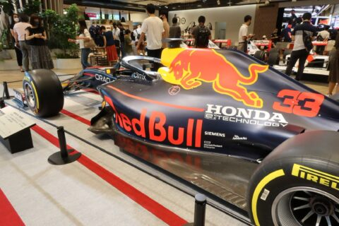 Honda F1 2021 2nd Stage-05 RB16B