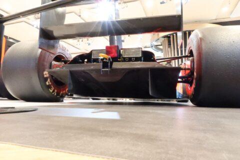 Honda F1 2021 2nd Stage-10 McLaren MP4/6 Berger