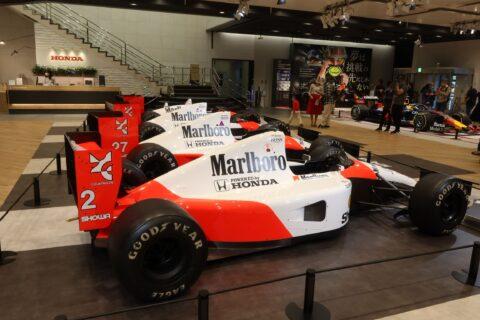 Honda F1 2021 2nd Stage-26 McLaren MP4