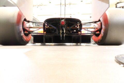 Honda F1 2021 2nd Stage-22 McLaren MP4/5 Prost
