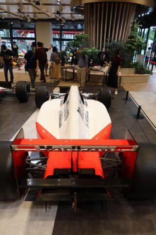 Honda F1 2021 2nd Stage-25 McLaren MP4/6 Berger