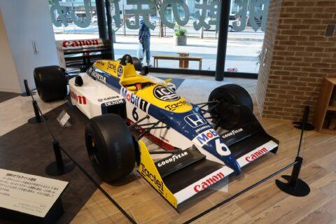 Honda F1 2021 2nd Stage-20 Williams FW11B
