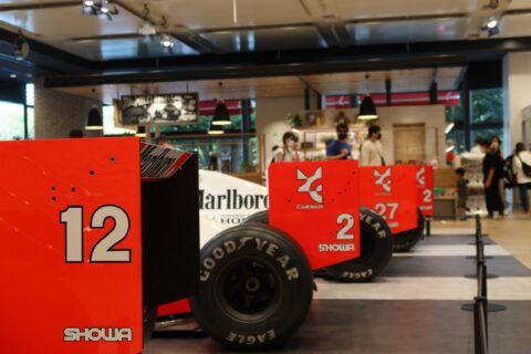 Honda F1 2021 2nd Stage-12 McLaren MP4 HIP!!