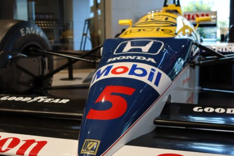 Honda F1 2021 2nd Stage-01 Williams FW11