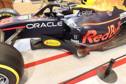 Honda F1 2021 2nd Stage-04 RB16B
