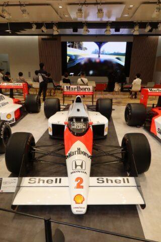 Honda F1 2021 2nd Stage-29 McLaren MP4/5 Prost