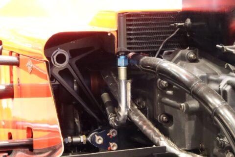 Honda F1 2021 2nd Stage-06 McLaren MP4/4 Senna